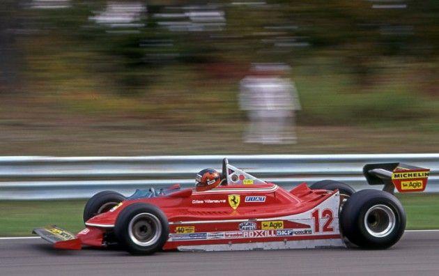 Gilles at Watkins Glen 1979