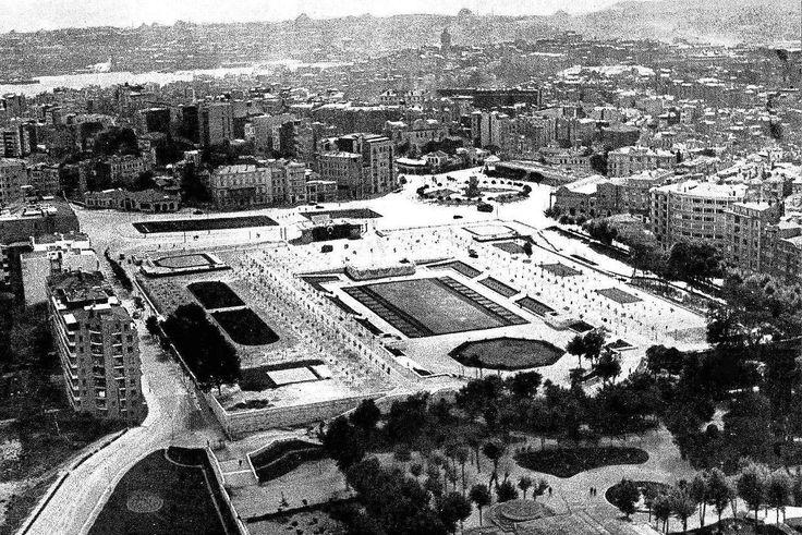 Taksim / 1950 http://ift.tt/2EjDbQO