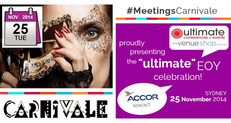 5 days to go to #MeetingsCarnivale ... Can't attend? Don't miss the fun, join in with our Best Caption competition http://bit.ly/MeetingsCarnivale