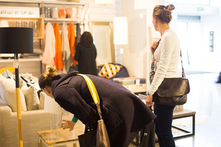 Shop with a stylist tour with #placesandgraces / #Scandi #homewares #furniture @cittadesign   / photo @capturedbykeryn
