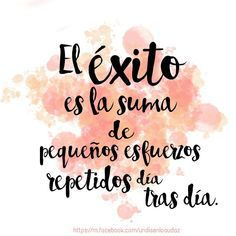 Positive Phrases, Positive Vibes, Positive Quotes, Positive Motivation, Daily Motivation, Inspirational Phrases, Motivational Phrases, Mr Wonderful, Spanish Quotes