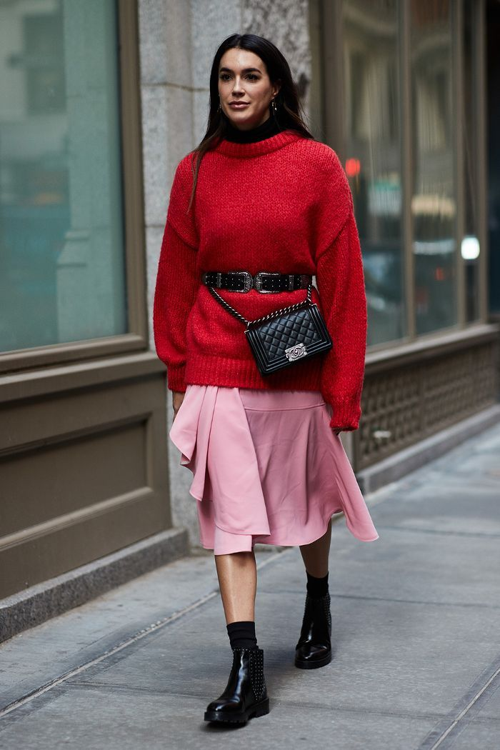 See the looks that caught our attention, and stay tuned for more of NYFW's top street style moments.