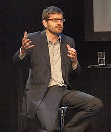 Louis Theroux. Makes documentaries for the BBC. Well worth watching every one.