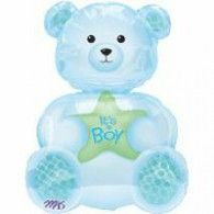 Shape It's A Boy Bear $17.95 MD09893