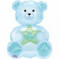Shape It's A Boy Bear $17.95 MD09893