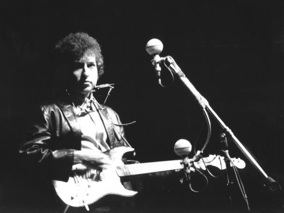 From Newport folk music to 2016 Noble prize for literature. Perfect example of a hero: self-expressive, self-generating, self made, not faux celebrity or fame made. Dylan is an American hero.