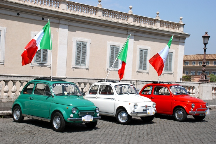 Any market, you name it. I can make old-school FIATs as popular in the US as quick as the Chinese fell for Ford!