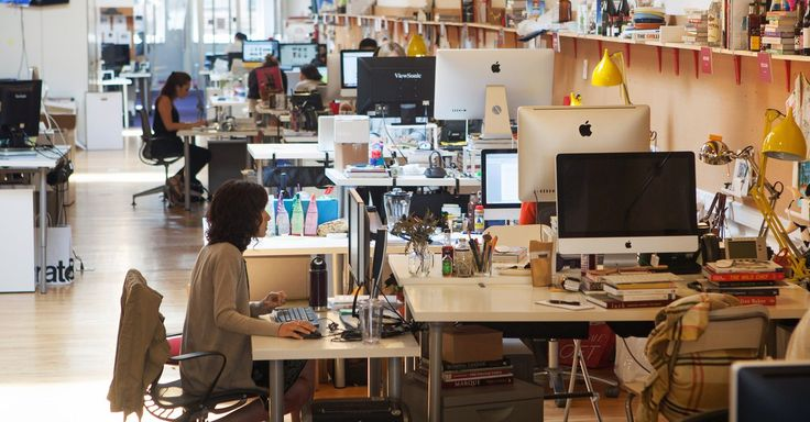 We spoke with several startup employees to find out what they loved about their unconventional office spaces.