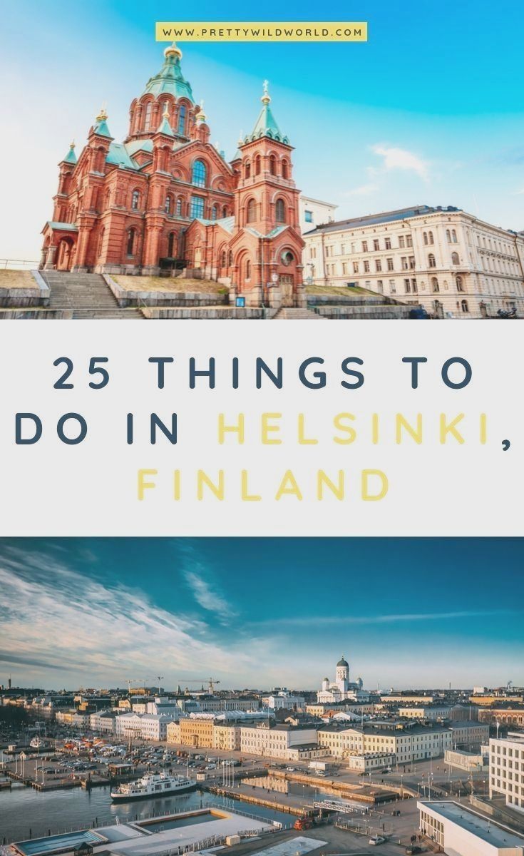 8 Best Places To Visit In 2020 In 2020 Finland Travel Visit Helsinki Travel Photography Europe