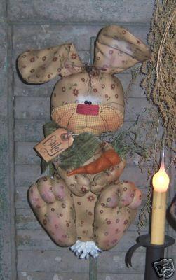 """MOLDES do """"Na Ponta da Agulha"""" Bunny"""