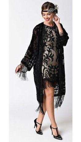 Lois long 1920s dress