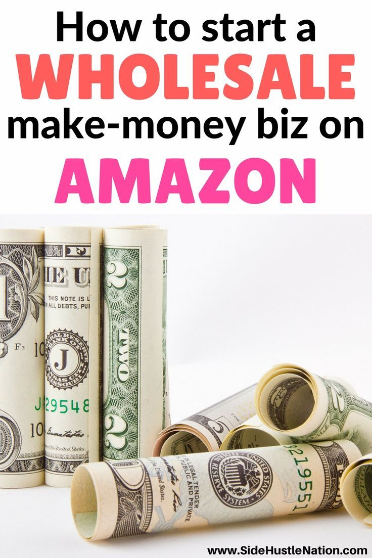 When it comes to wholesaling on Amazon this team is the best of the best. They started from scratch and built up to $13million in sales...I'm inspired! Love their simple tips to start a wholesaleing business on Amazon.If you want to know how to start an Amazon wholesale business that makes real money this is perfect for you. Side hustlers take notice!