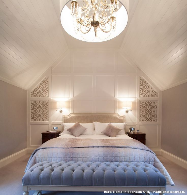 Rope Lights in Bedroom with Traditional Bedroom, kitchen lighting from Rope Lights in Bedroom