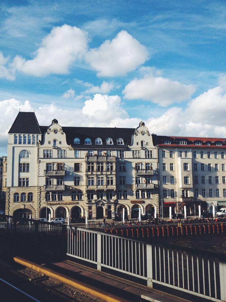 F R I E D R I C H S STREET berlin