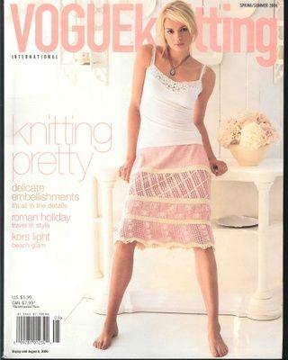 Vogue Knitting Spring Summer 2006 - Десислава - Picasa Webalbumok