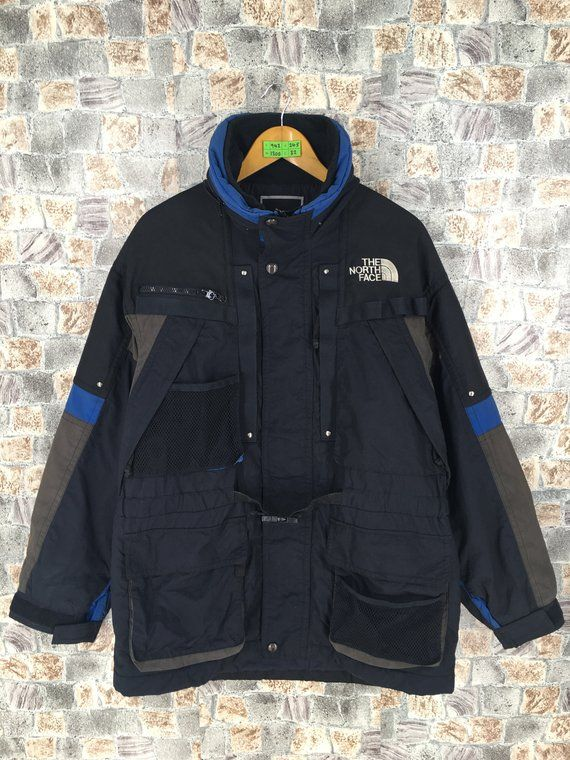 48a1a5068 Vintage The NORTH FACE Jacket Mens Large North Face 90s Skiing ...