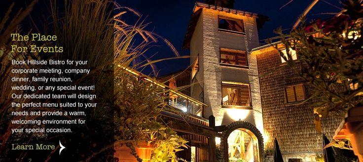 HIllside Estate Winery, Naramata BC