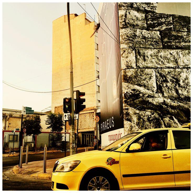 Athens by Alex Zeverijn