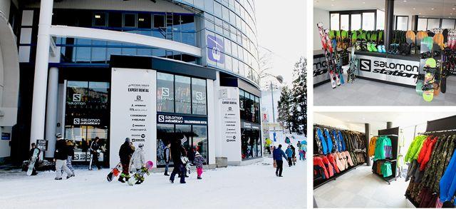Ski Slope/ NOZAWA ONSEN SNOW RESORT