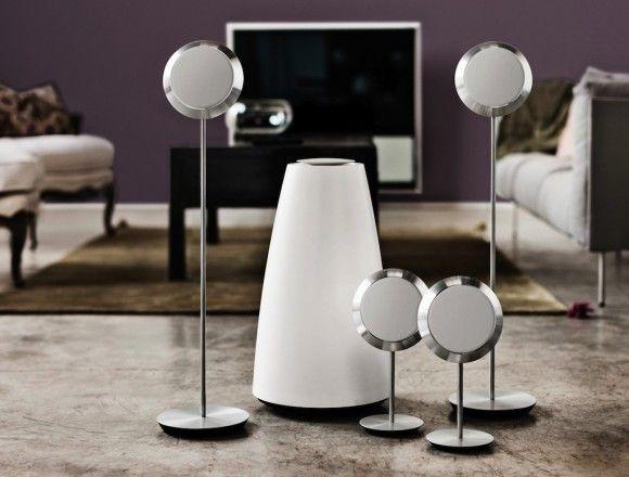 Bang & Olufsen BeoLab 14, beautiful speakers