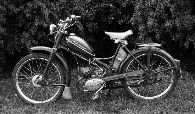 Komar - motorower dla mas