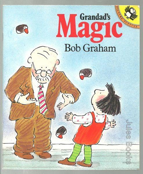 Grandad's magic - Bob Graham