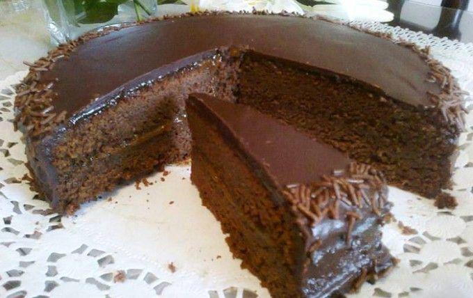 Sacher dort | NejRecept.cz