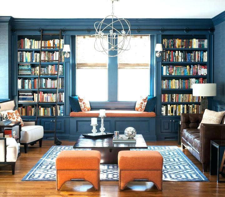 Full Wall Shelves Full Wall Bookshelves Wall Bookcase Full Wall Shelves Whole Wall Full Wall Home Library Design Transitional Living Rooms European Home Decor