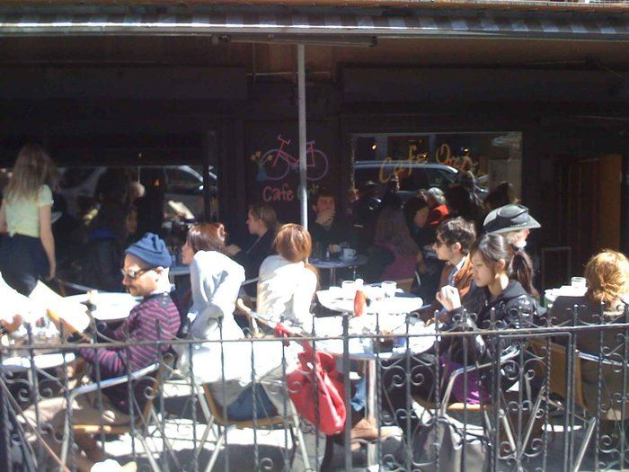 Cafe Orlin Yelp Nyc