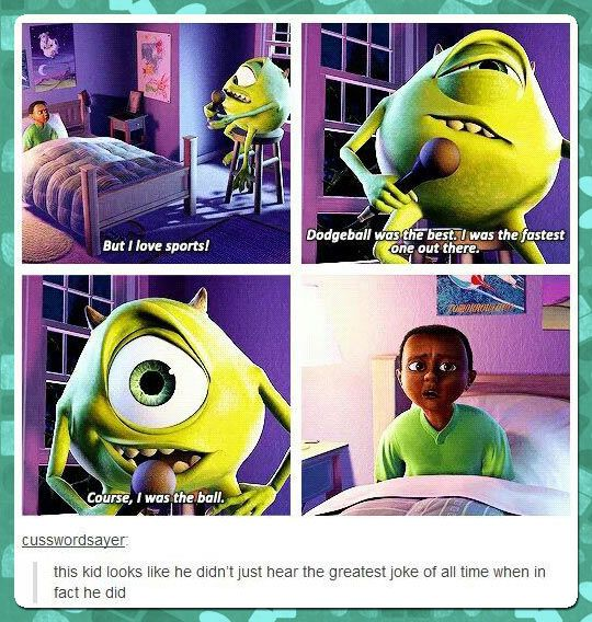 Monsters Inc Roz Quotes
