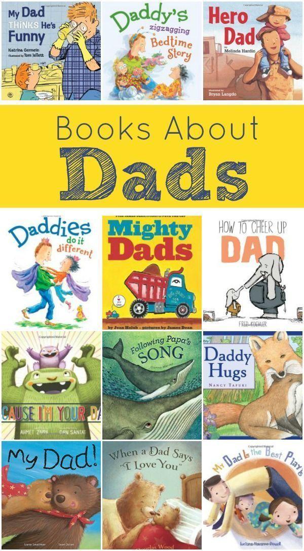 Books About Dads | Children's Book Lists | Preschool books