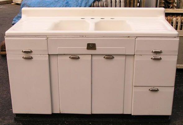 Vintage style kitchen drainboard sinks vintage style - Old fashioned sinks kitchen ...