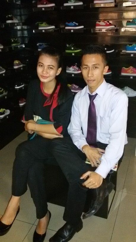 Exis with Meitha. Before go home... Part. 1