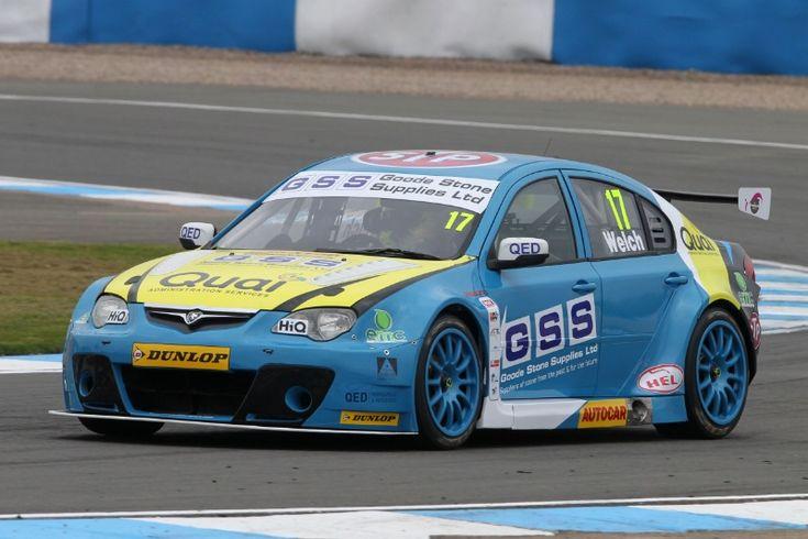 Dan Welch (GBR) Welch Motorsport Proton Gen-2