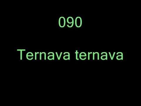LUDOVKY Z VYCHODU 090 - Ternava ternava