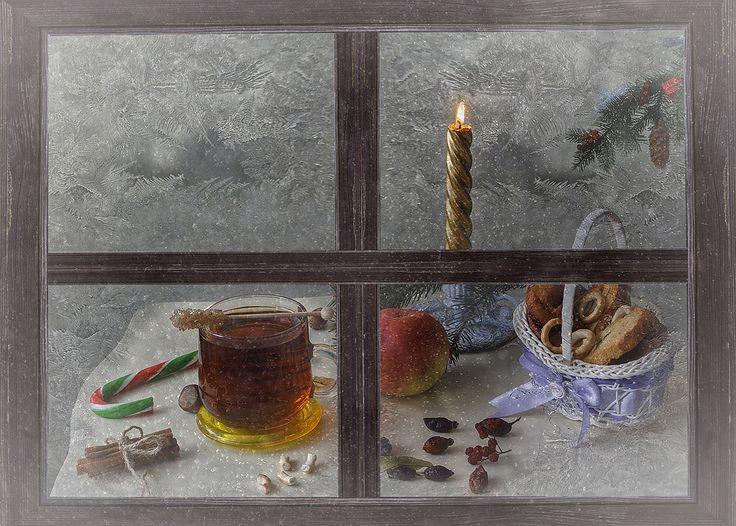 Рождественские окна | Фотограф Ирина Приходько | foto.by фото.бай