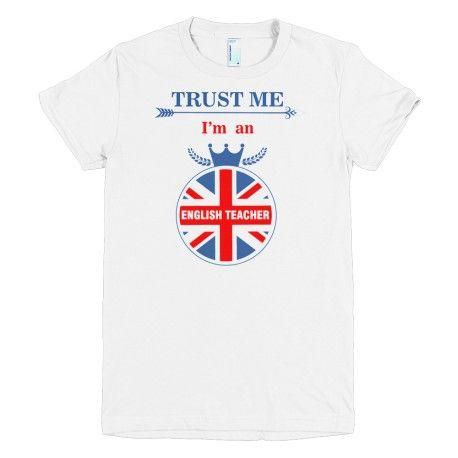 Koszulka dla nauczyciela, prezent dla nauczyciela, nauczyciel angielskiego, english teacher