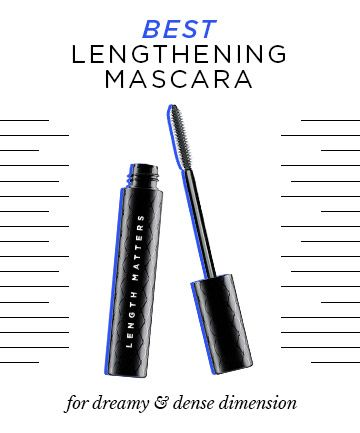 Best Lengthening Mascara for Dreamy and Dense Dimension- Julep Length Matters Buildable Lengthening Mascara, $20,  The brush, constructed with tapered and tight bristles, promises even and precise application with every swipe. Perfect for layering