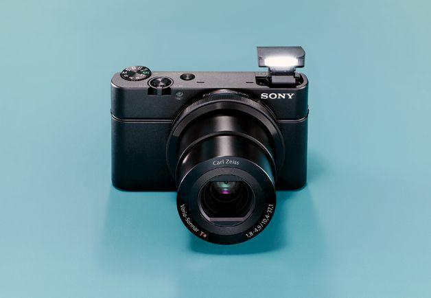 Sony DSC-RX100. Best Stuff of the Year: Gear + Gadgets: GQ