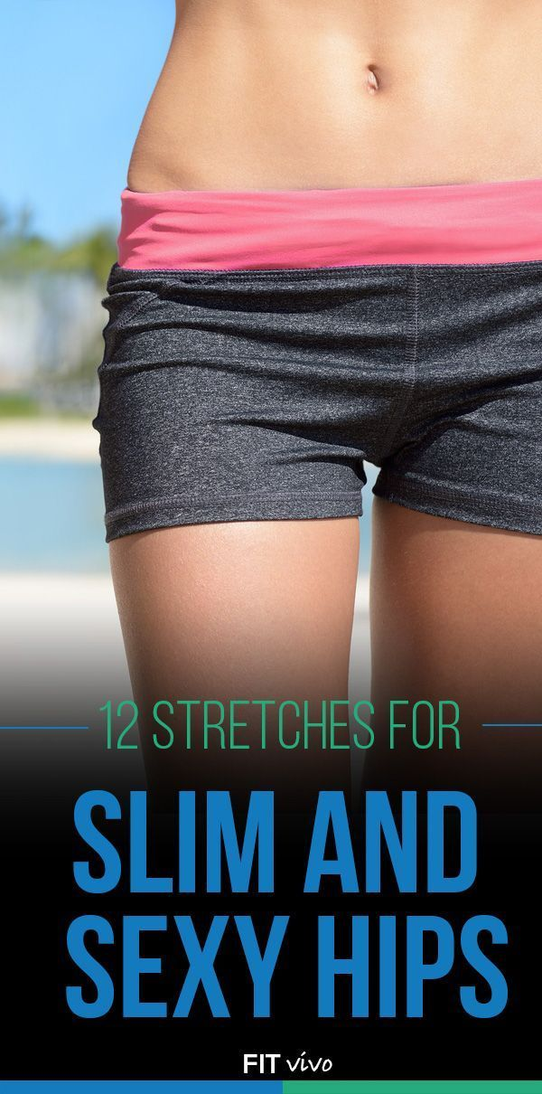 stretches for your hips