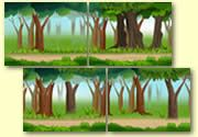 FREE Small World Scenes for backgrounds in dioramas or other crafts. AMAZING