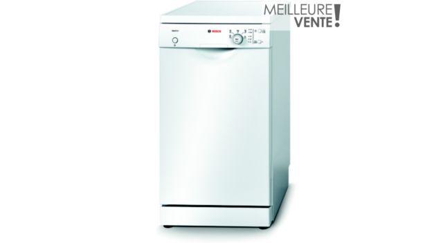 Lave-vaisselle 45 cm Bosch SPS50E42EU, Boulanger. Retrait en 1 heure dans nos 125 magasins en France*.