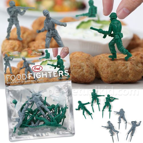 These would be great for lots of different parties, or just something fun to have around the house to make dinner more fun for the kids