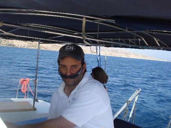 captain ted santorini - Google Search