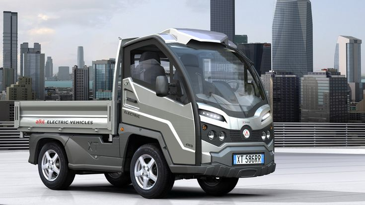 AMV Design ALKE XT electrical vehicle