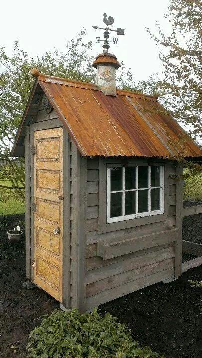 48 best outhouse garden sheds images on pinterest sheds for Best garden sheds