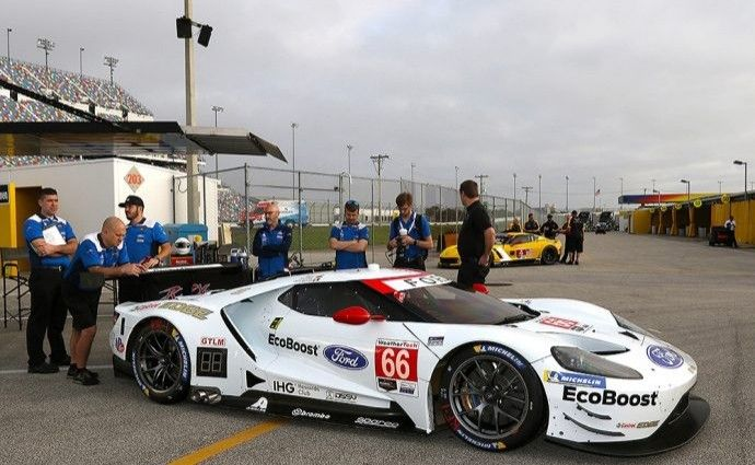 Ford Gt 2019 Daytona With Images Ford Racing Ford Gt Ford Gt40