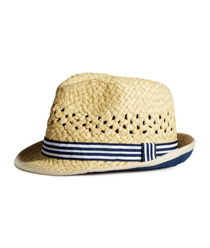 Straw hat   Product Detail   H&M