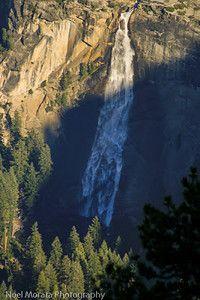 Bridalveil Fall, Yosemite, California