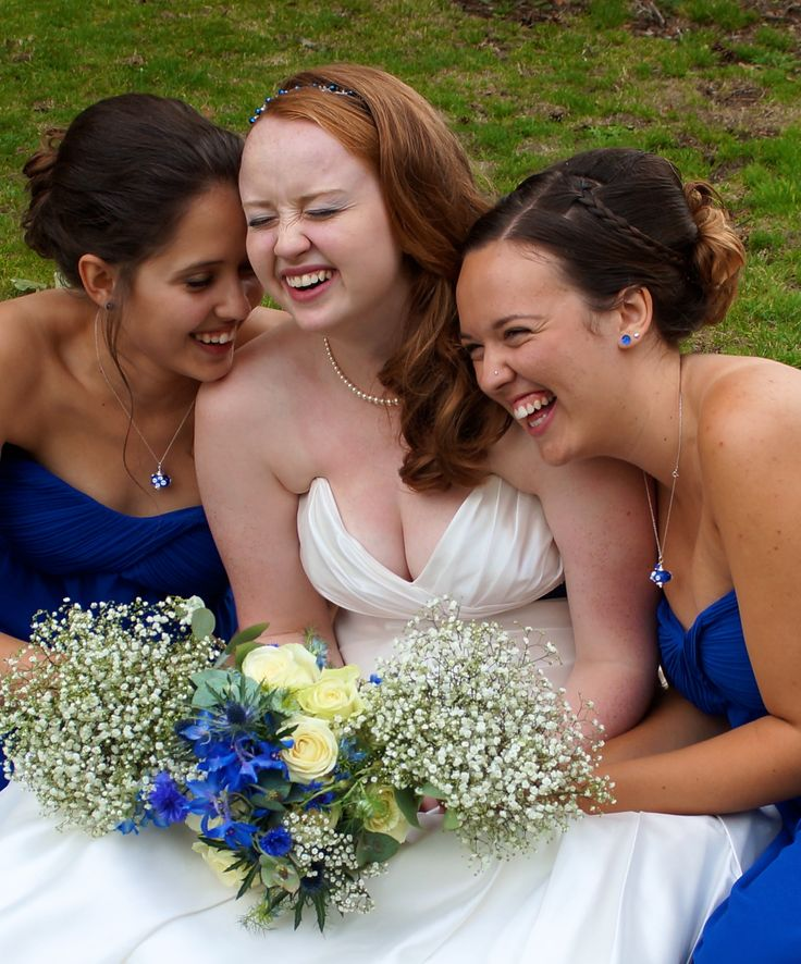 Lovely bridesmaids 16/08/2014
